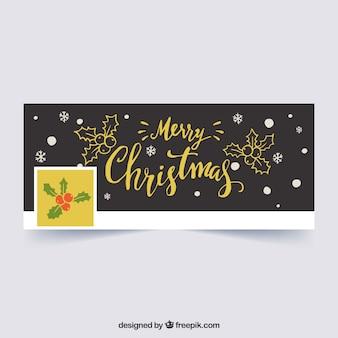 Facebookのメリークリスマスカバー
