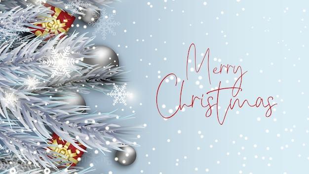 メリークリスマスフェスティバルの背景の休日。クリスマスデコレーションシーズン