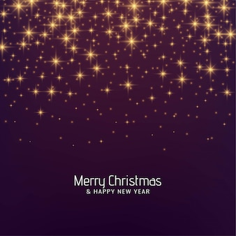 Merry christmas festival glitters background