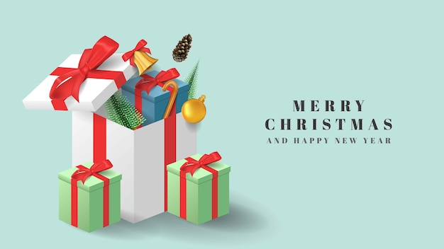 메리 크리스마스 giftbox