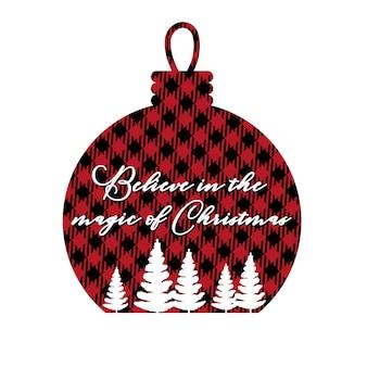 메리 크리스마스 인사말 카드 디자인
