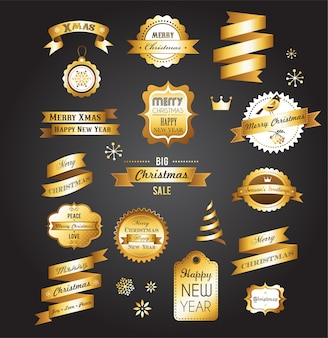 Merry christmas greeting card template.  background for banner or poster