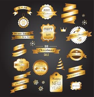 メリークリスマスグリーティングカードテンプレート。バナーやポスターの背景