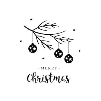 메리 크리스마스 인사말 텍스트