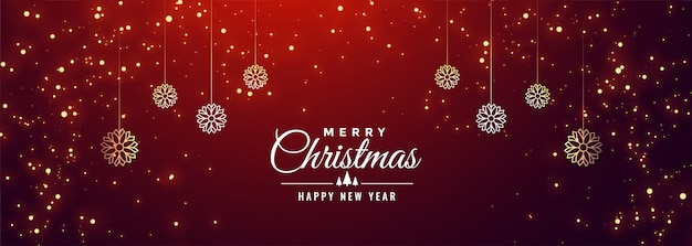 free vector merry christmas and happy new year banner free vector merry christmas and happy