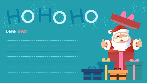 Merry christmas and happy new year landscape concept banner for web design