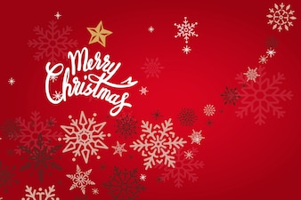Merry Christmas holiday design background
