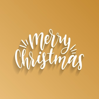 Merry christmas lettering. nativity typography. happy holidays greeting card,poster template.