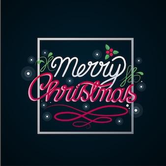 Счастливого рождества надписи