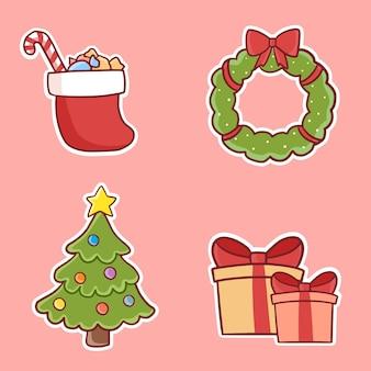 メリークリスマス新年漫画ちびveator14