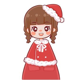 メリークリスマス新年漫画ちびveator17