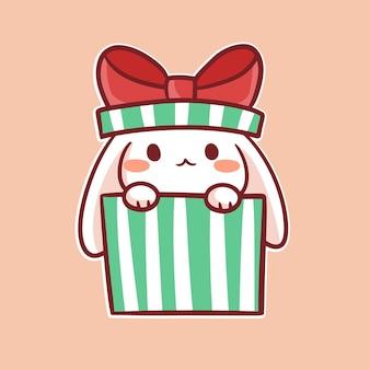 メリークリスマス新年漫画ちびveator2