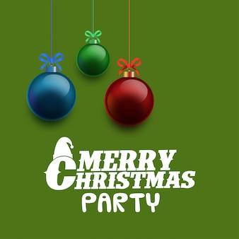 Веселые рождественские вечеринки