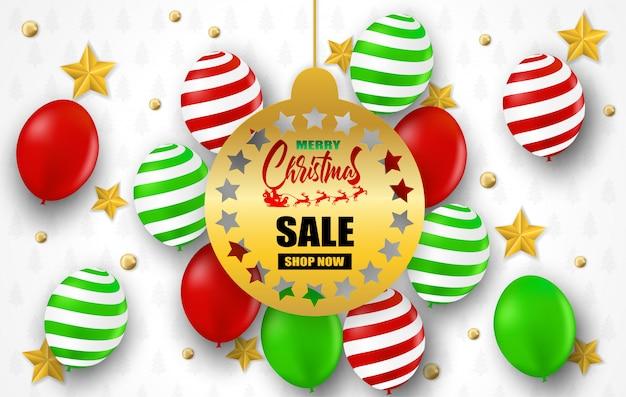 Merry christmas sale.