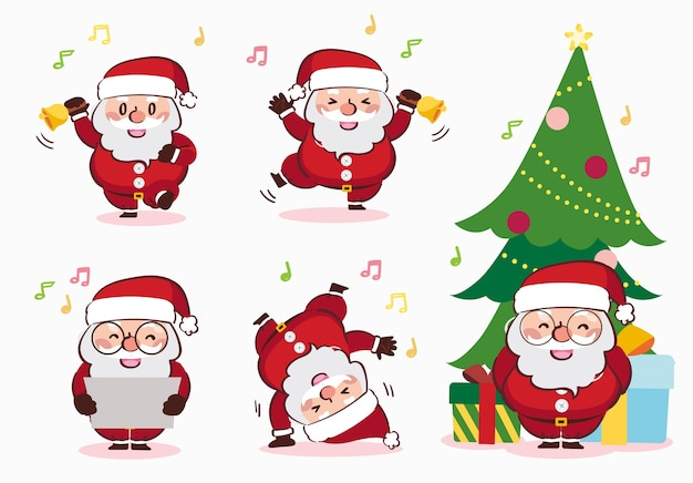 3mc0bcwuqzvem https www freepik com premium vector merry christmas santa claus gift box drawing 11198604 htm