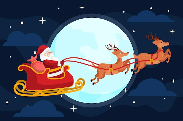 Merry christmas wallpaper theme
