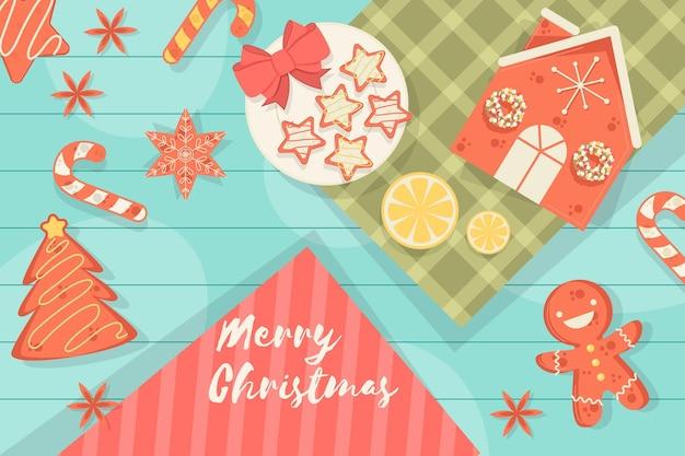 メリークリスマスの壁紙