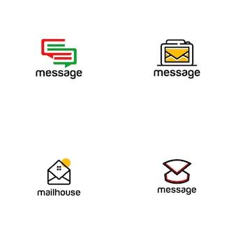 Message logo