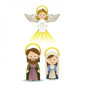メッセンジャーの天使