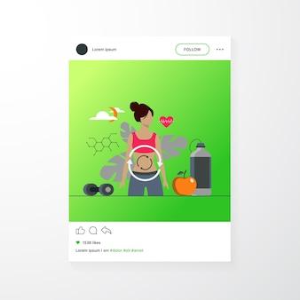 Метаболический процесс женщины на диете. система пищеварения, пищевая энергия, плоская векторная иллюстрация гормональной системы. концепция здорового питания для баннера, веб-дизайна или целевой веб-страницы