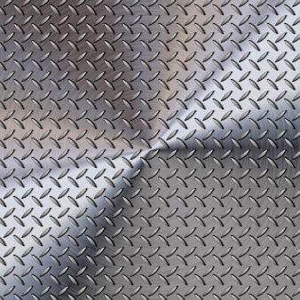 Metal background steel