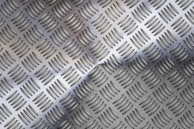 Metal background steel