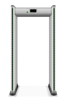 金属探知機スキャナー