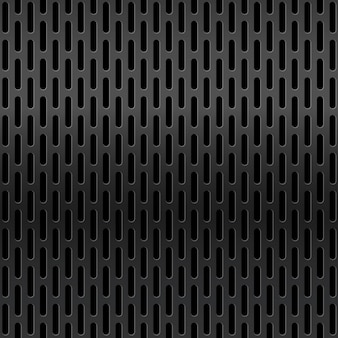 Metal grid surface. metallic mesh texture background with reflections. steel industrial structure layout. gradient flooring material.  seamless pattern