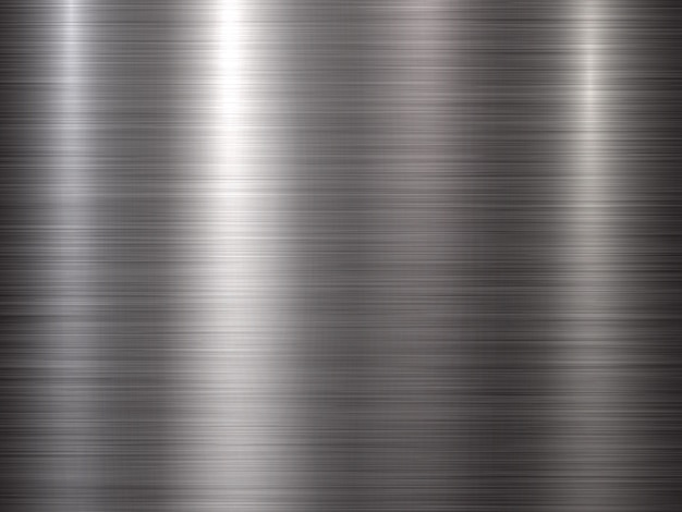 Metal textured technology background