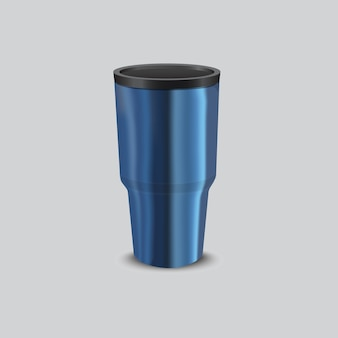 Metal water cooler and heat