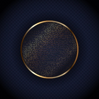 Metallic abstract design background
