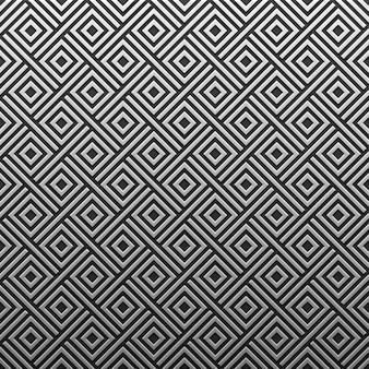 Металлический фон с геометрическим рисунком.