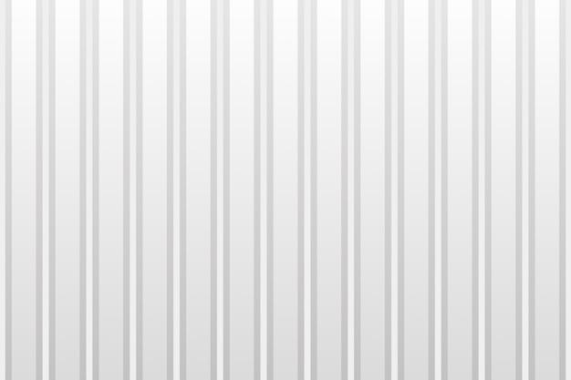 メタリックシルバーの白い壁のテクスチャ背景