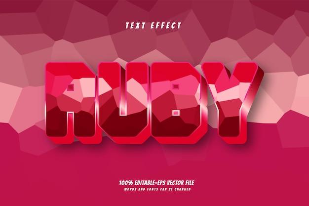 Метро текстовый эффект дизайн вектор