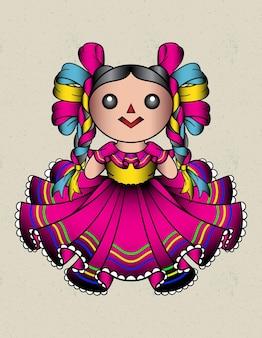 メキシコの人形の伝統