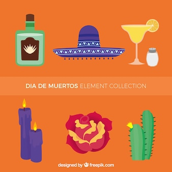 Mexican elements with modern style