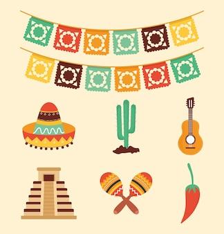 Mexican festive bundle