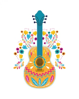 Mexican guitar