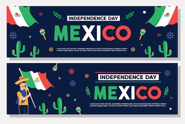 День независимости мексики иллюстрация 16 сентября плакат для фона viva mexico