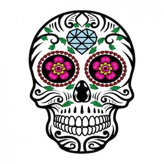 멕시코 해골 디자인