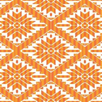 メキシコ風パターン