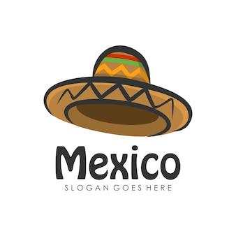 멕시코와 멕시코 기호 또는 아이콘 디자인 서식 파일