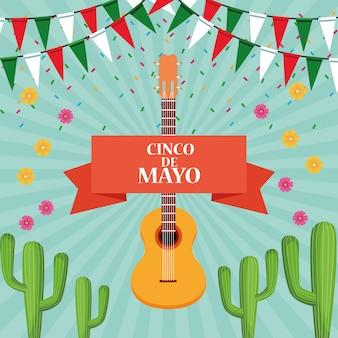 Mexico cinco de mayo celebration