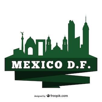 メキシコシティのロゴ
