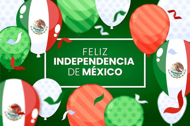 День независимости мексики шар фон