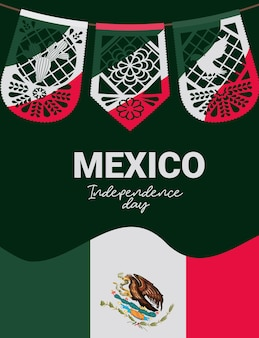 Открытка на день независимости мексики