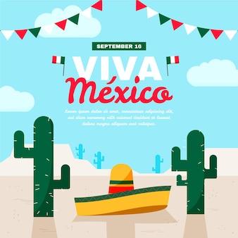 Mexico international day theme