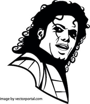 Michael jackson sketch