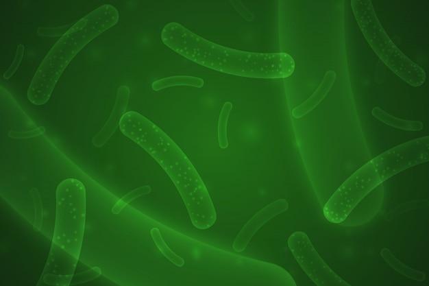Micro probiotic bacteria
