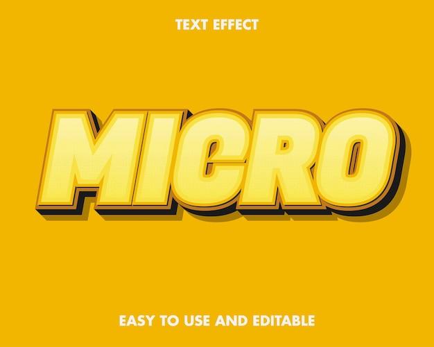 Эффект микротекста.